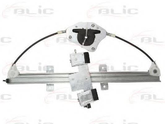 Подъемное устройство для окон BLIC 6060-00-FO4035