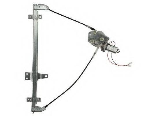 Подъемное устройство для окон BLIC 6060-00-NI6907