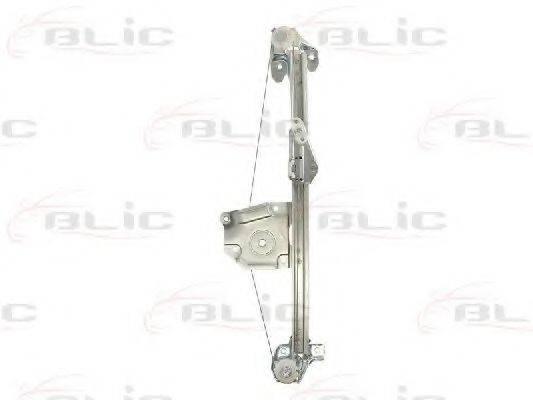 Подъемное устройство для окон BLIC 6060-00-OL4283