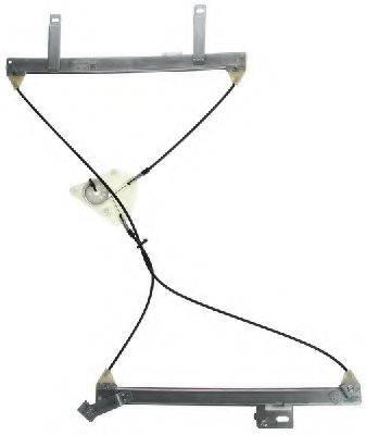 Подъемное устройство для окон BLIC 6060-00-PE4421