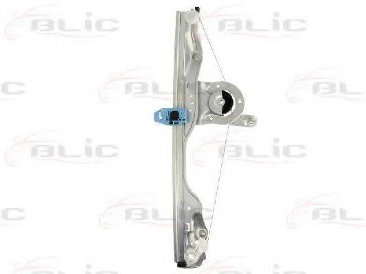 Подъемное устройство для окон BLIC 6060-00-RE4582