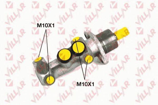 VILLAR 6213515 Главный тормозной цилиндр