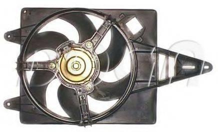 DOGA EFI053 Вентилятор, охлаждение двигателя