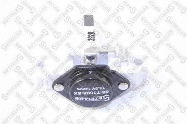 STELLOX 0671608SX Регулятор генератора
