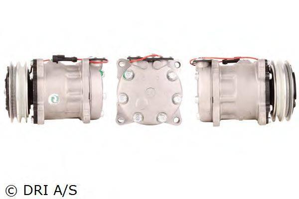 DRI 700510339 Компрессор, кондиционер