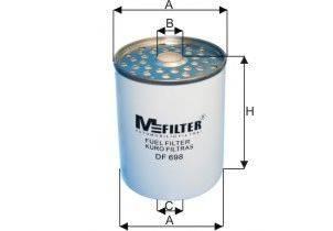 Топливный фильтр MFILTER DF 698