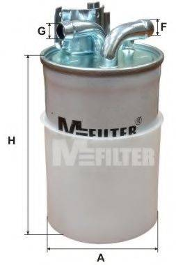 Топливный фильтр MFILTER DF 692