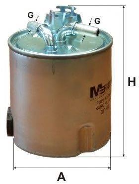 Топливный фильтр MFILTER DF 680