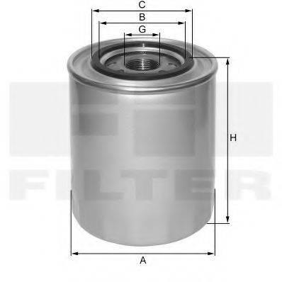 FIL FILTER ZP3506 Масляный фильтр