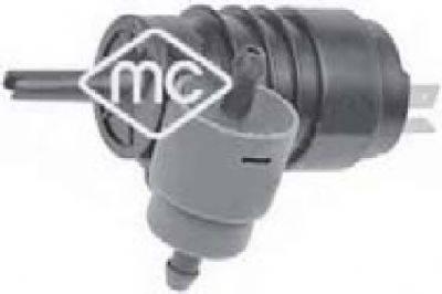 METALCAUCHO 02058 Водяной насос, система очистки окон