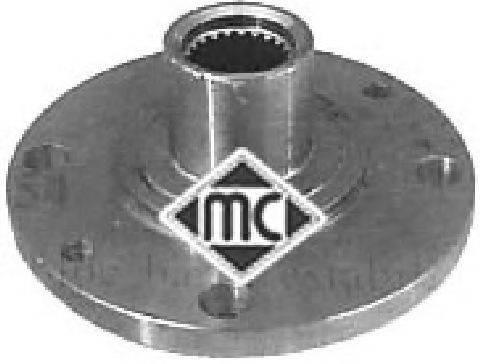 Ступица колеса METALCAUCHO 90016