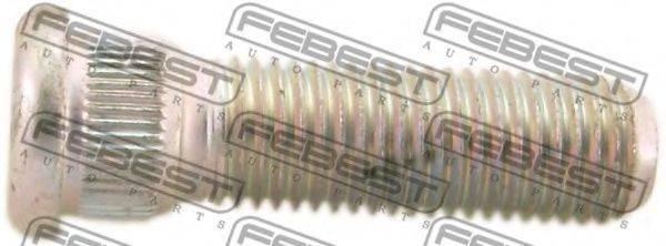 Болт крепления колеса FEBEST 1284-001