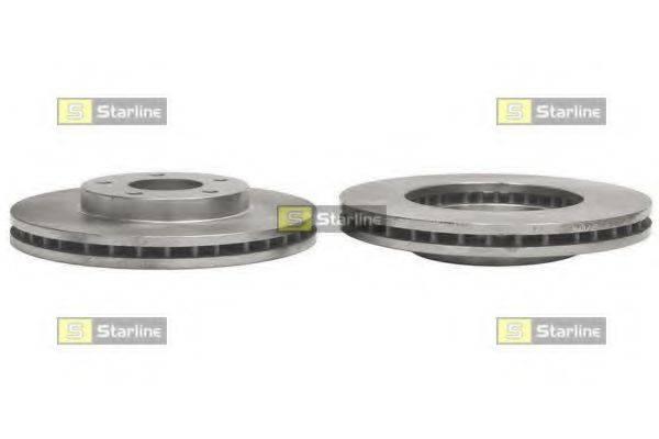 STARLINE PB2865 Тормозной диск