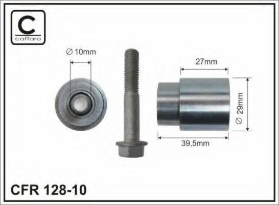 Паразитный / Ведущий ролик, зубчатый ремень CAFFARO 128-10