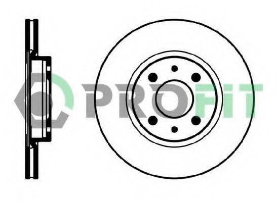 PROFIT 50100521 Тормозной диск