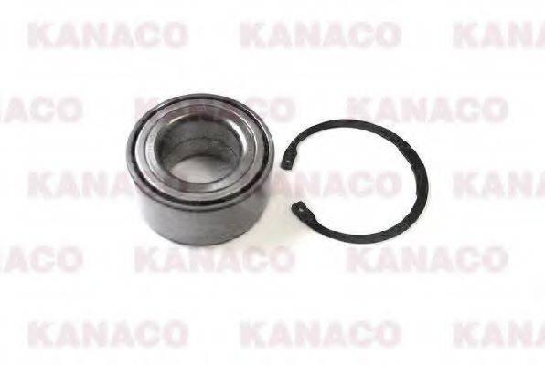 Комплект подшипника ступицы колеса KANACO H10510