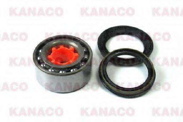 Комплект подшипника ступицы колеса KANACO H11018