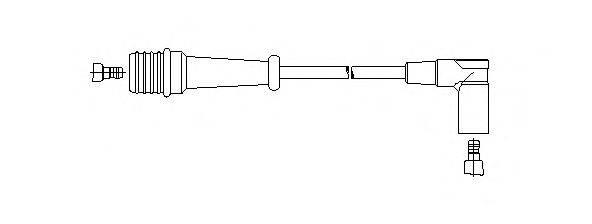 Провод зажигания BREMI 602/60