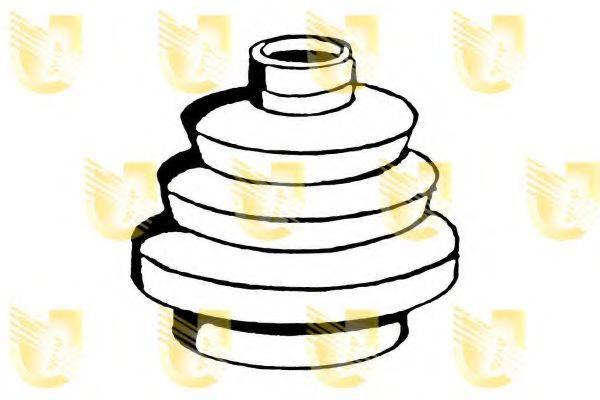 UNIGOM 300021 Пыльник, приводной вал