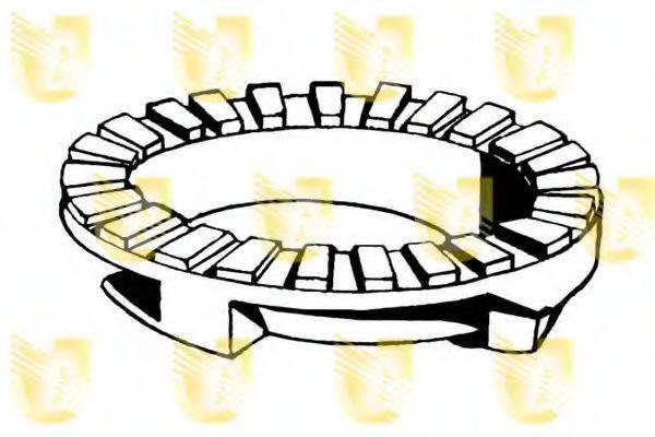 UNIGOM 390150 Опорное кольцо, опора стойки амортизатора