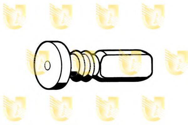 UNIGOM X39299 Прокладка, направитель масла