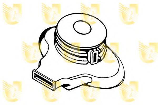 UNIGOM 395312 Обшивка рычага переключения