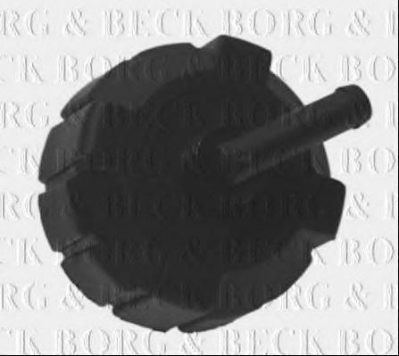 BORG & BECK BRC96 Крышка, радиатор