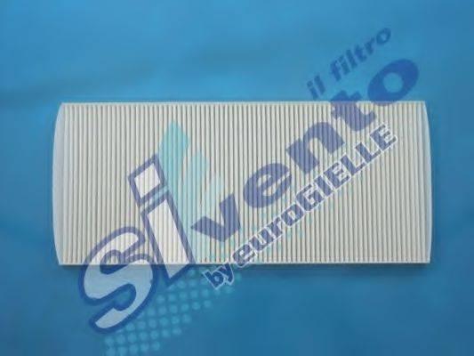 SIVENTO P102 Фильтр, воздух во внутренном пространстве