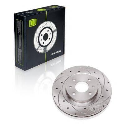 Тормозной диск TRIALLI DF 543 R