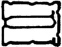 BGA RC2363 Прокладка, крышка головки цилиндра