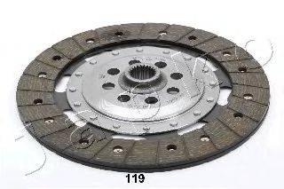 JAPKO 80119 Диск сцепления