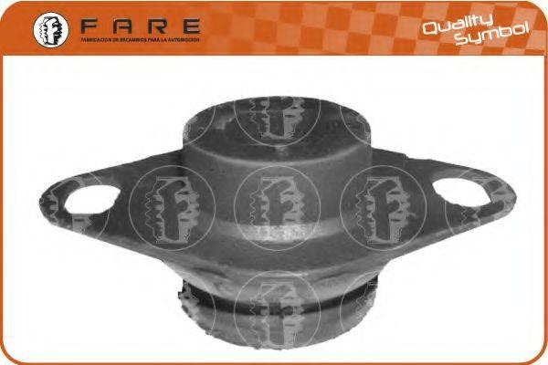 Подвеска, двигатель FARE SA 1202