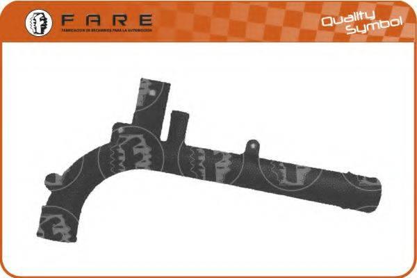 Трубка охлаждающей жидкости FARE SA 3181