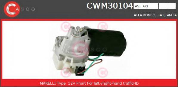 CASCO CWM30104AS Двигатель стеклоочистителя