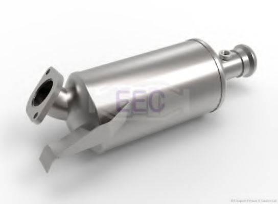 Сажевый / частичный фильтр, система выхлопа ОГ EEC DPF038