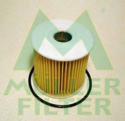 MULLER FILTER FOP335 Масляный фильтр