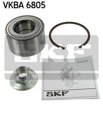 SKF VKBA6805 Комплект подшипника ступицы колеса
