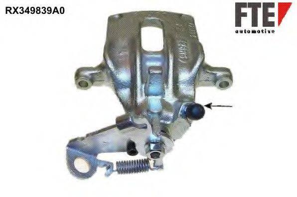 FTE RX349839A0 Тормозной суппорт
