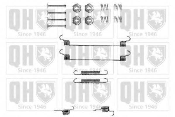 QUINTON HAZELL BFK426 Комплектующие, тормозная колодка