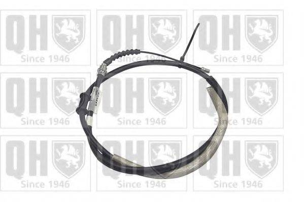 QUINTON HAZELL BC2512 Трос, стояночная тормозная система