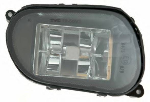 TYC 195098052 Противотуманная фара