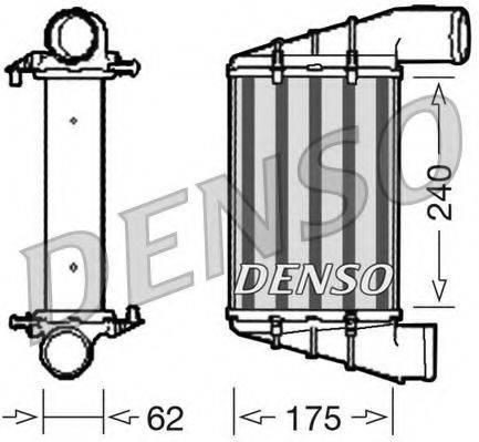 Интеркулер DENSO DIT02001