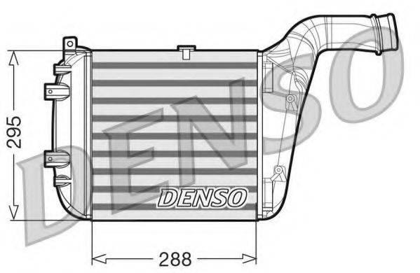 Интеркулер DENSO DIT02030