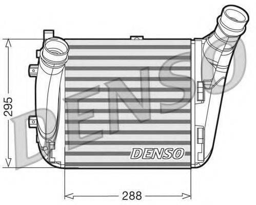 Интеркулер DENSO DIT02031