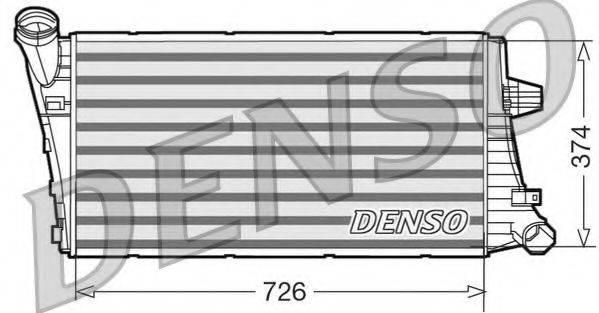 Интеркулер DENSO DIT99020
