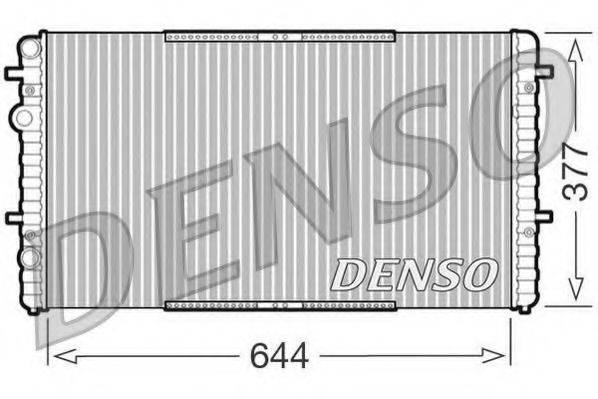 Радиатор, охлаждение двигателя DENSO DRM26005