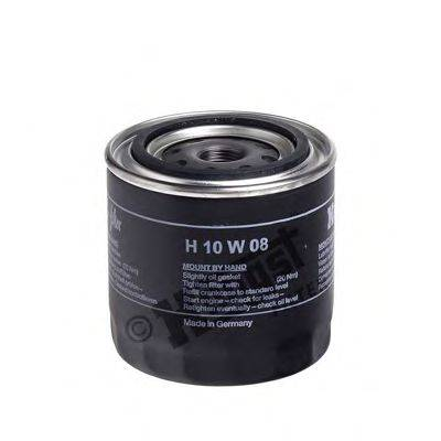 Масляный фильтр HENGST FILTER H10W08
