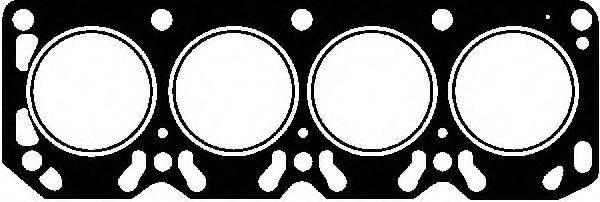 Прокладка, головка цилиндра GLASER H01817-00