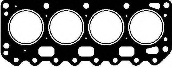 Прокладка, головка цилиндра GLASER H07206-00
