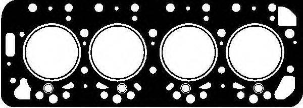 Прокладка, головка цилиндра GLASER H07986-00
